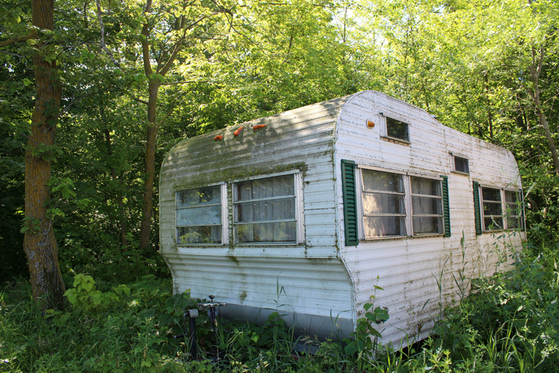 Loved this trailer when it was around! Photo: Jamie L. Manser JamieManser.com