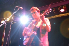 Greyhound Soul's Joe Peña performing in 2006 on the Rock the Seas cruise. photo: Jamie Manser