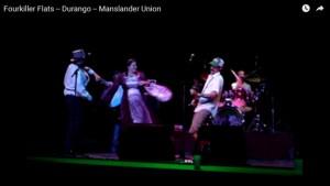 """Fourkiller Flats """"Durango"""" live video"""